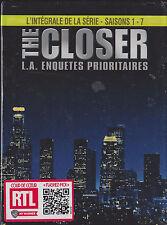 The Closer Staffel 1 2 3 4 5 6 7,Komplette Serie 18 DVD Box, NEU & OVP