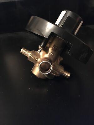 MOEN F1807 PEX B137.5 BRASS SHOWER VALVE