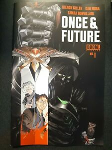 ONCE-AND-FUTURE-1-Boom-First-Print-Hot-New-Comic-Book-Kieron-Gillen