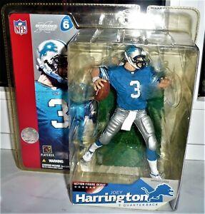 McFarlane-Toy-NFL-Series-6-Joey-Harrington-Detroit-Lion-FIGURE