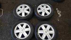 Renault-Megane-Scenic-2003-2009-Nervastella-Alloy-Wheels-Set-X4
