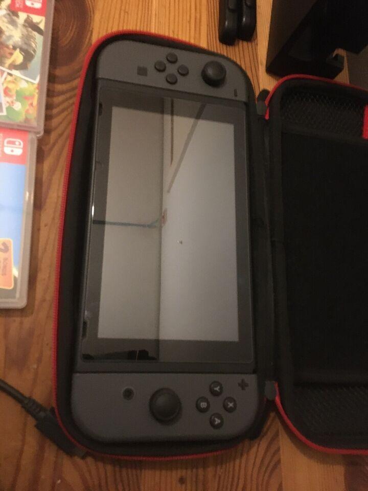 Nintendo Switch, unpatchable/exploitable, God