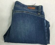 AG Adriano Goldschmied The Play Medium Wash Cropped Capri Jeans Size 28 Regular