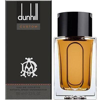 Alfred Dunhill Custom 100 ml EDT for Men Perfume