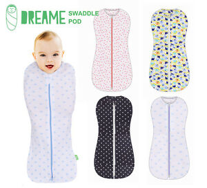 Details About Dreame Swaddle Pouch Newborn Baby Love To Sleeping Bag