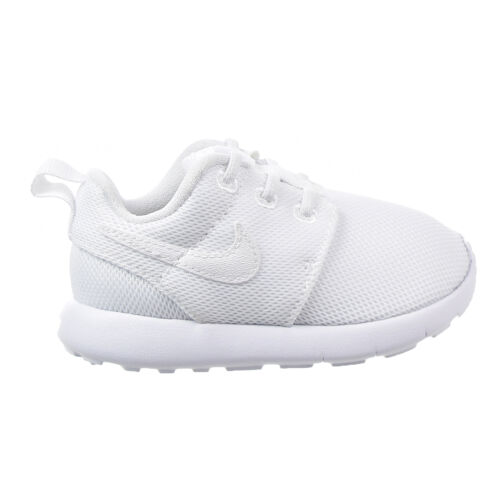 ... nike roshe one 749425 102 white wolf grey mesh casual shoes medium  toddler whites 8