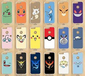 best service 48749 3c017 Details about Google Pixel, Pixel XL, Pixel 2, Pixel XL2, Pokemon Custom  Made Clear Phone Case