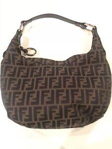 0471cd746b8 ... Image is loading AUTHENTIC-FENDI-Handbag-Zucca-NWOT amazing selection  0b549 ac394 ...