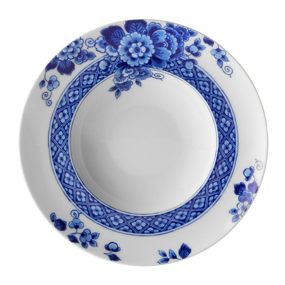 Vista Alegre Porcelain bleu Ming Soup Plate - Set of 4