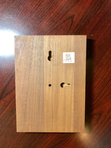 Details about  /America/'s Favorite Honor Award Plaque Solid Walnut Photos Awards Crafts