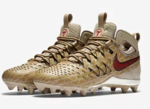 Nike Lax 5 807120 Golden Elite 200 5 Sz University 11 Huarache Khaki Red wwCrUqnaH