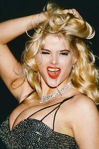 2019 Nouveau Style Anna Nicole Smith Busty Candid Shot 11x17 Mini Affiche Prix De Vente Directe D'Usine