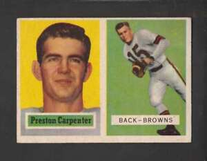 1957-Topps-93-Preston-Carpenter-VGEX-RC-Rookie-Browns-DP-152180
