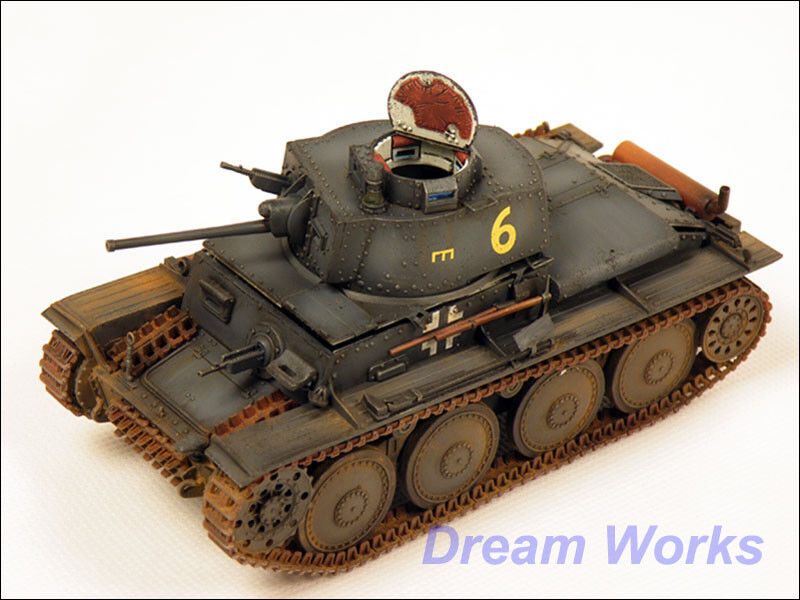 Award Winner Built Dragon Dragon Dragon 1 35 Pz.Kpfw.38T Czech 38T Light Tank +PE+Interior 398