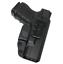 For-Glock-26-27-33-Gen-1-2-3-4-IWB-Concealed-Carry-Gun-Holster-Black-Polymer thumbnail 2