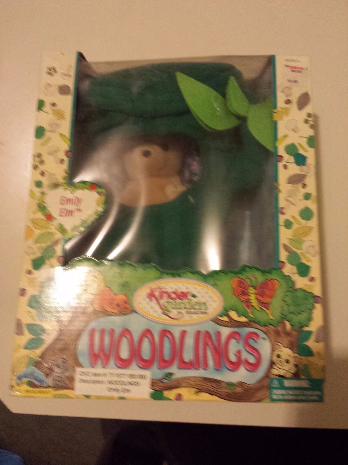 RARE VINTAGE LOT KINDERGARDEN BABIES COLLECTION  WOODLINGS EMILY ELM MIB NRFB