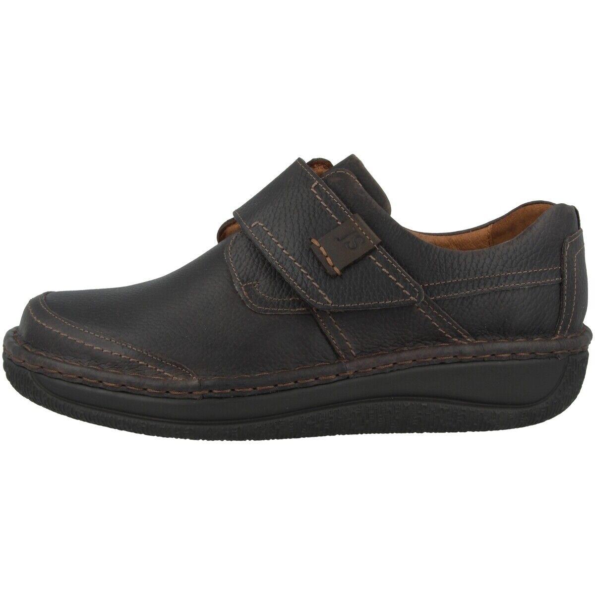 Josef Seibel Garrett 05 zapatos Men señores zapato bajo velcro zapatos 44436-781-330