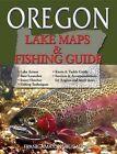 Oregon Lake Maps & Fishing Guide by Gary Lewis (Paperback / softback, 2015)