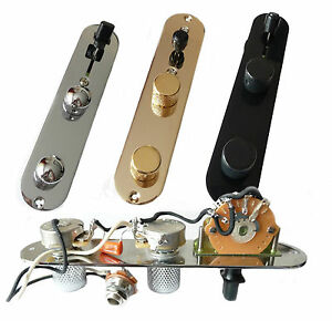 s l300 deluxe fully loaded hs telecaster tele control plate wiring telecaster deluxe wiring harness at readyjetset.co