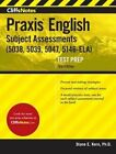 Cliffsnotes Praxis English Subject Assessments: (5038, 5039, 5047, 5146-Ela) by Diane E Kern (Paperback / softback, 2016)