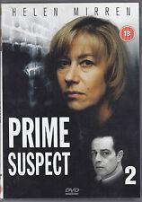 PRIME SUSPECT 2 - DVD
