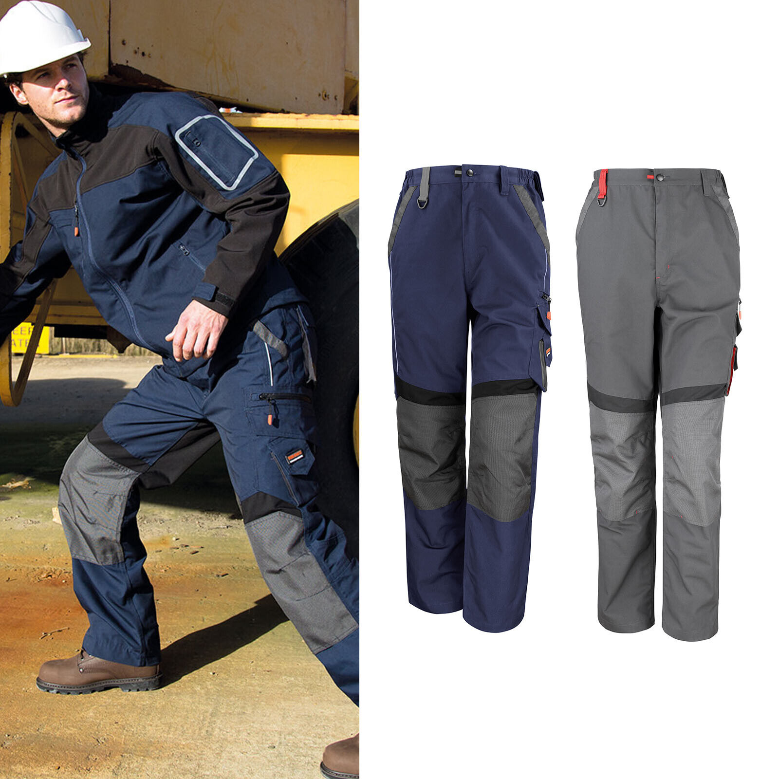 Result Work-Guard Technical Trousers R310X