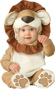 Image is loading LOVABLE-LION-COSTUME-FOR-BABY-ADORABLE-KING-OF-  sc 1 st  eBay & LOVABLE LION COSTUME FOR BABY ADORABLE KING OF THE JUNGLE FANCY ...