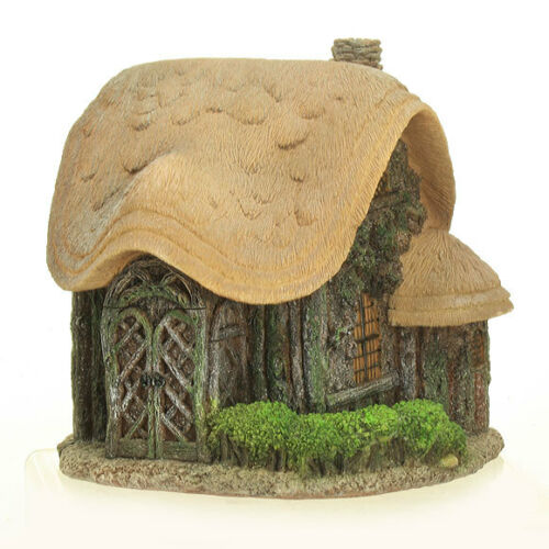 Blaise Thatched Country Cottage ~ Fairy House ~ Fairy Garden ~ Miniature Garden