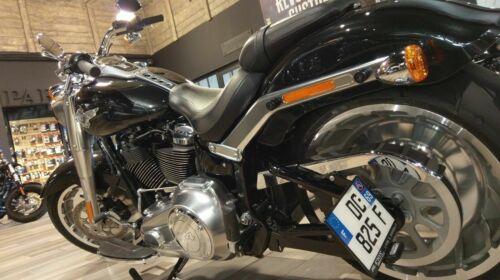 2018-2019 Support de plaque latéral Harley-Davidson FLFB Fat Boy 114//107