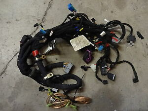 maserati quattroporte qtp dash cable wiring harness 208696 image is loading maserati quattroporte qtp dash cable wiring harness 208696