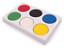 miniatura 1 - 6 Acquerello Blocchi & Plastica Palette Bambini Scuola Craft Pittura Arte Z1019