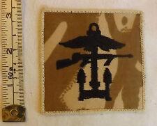 Original Military Royal Marine Combined Operation Desert Cloth Badge (3116