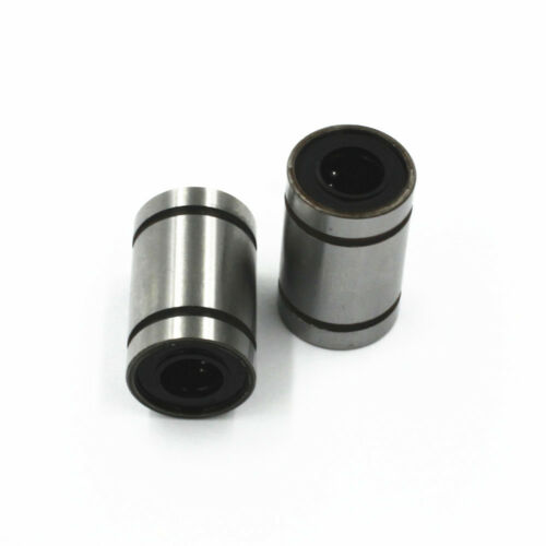 LM6UU 6mm Linear Ball Bearings Bush Bushing CNC Pack of 12pcs NEW