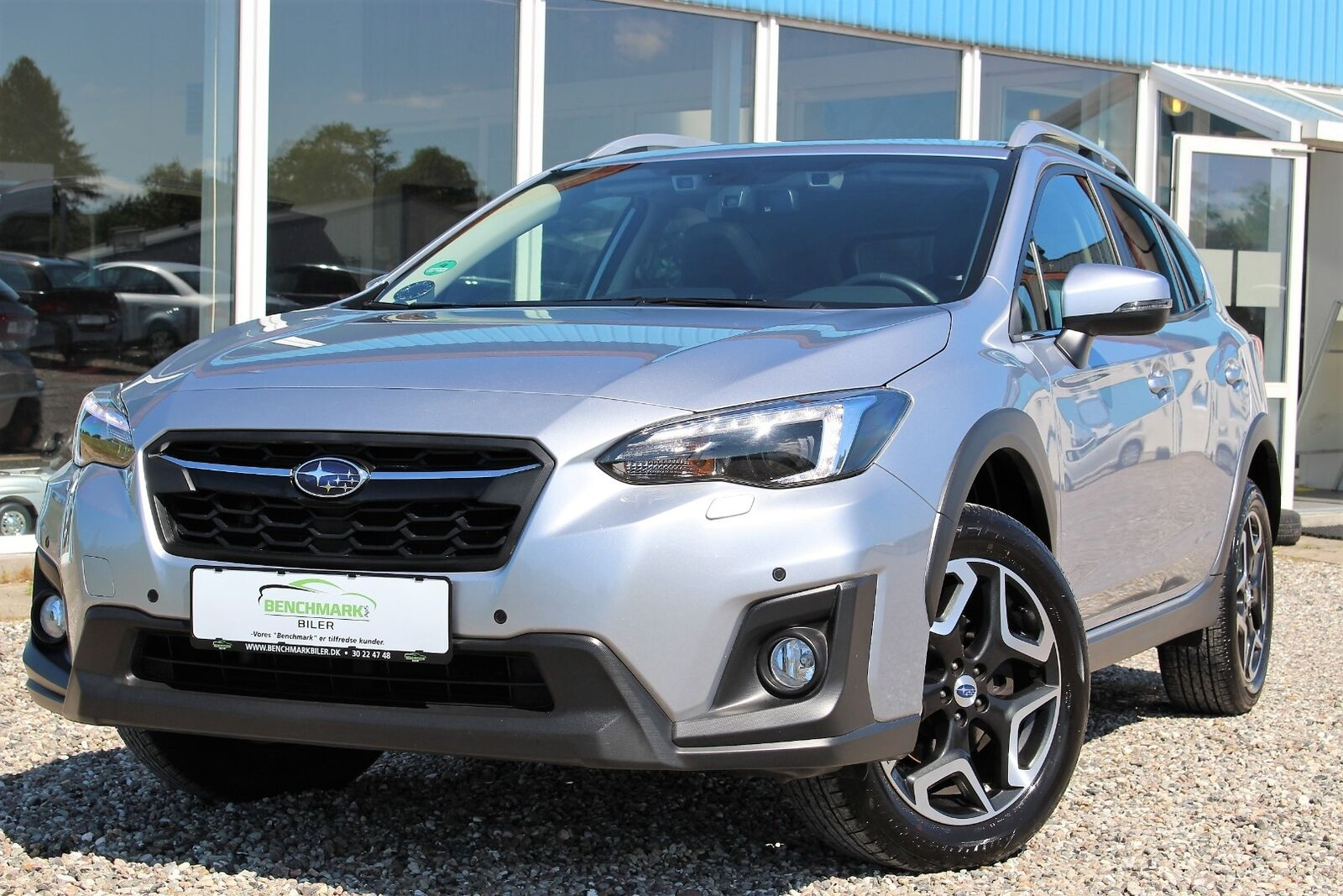 Subaru XV 2,0 Summit CVT 5d