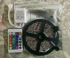 COMBO 20m 300 LED/Reel | 5050 RGB NON-Waterproof Strip | 12V DC | 60 LED / Meter