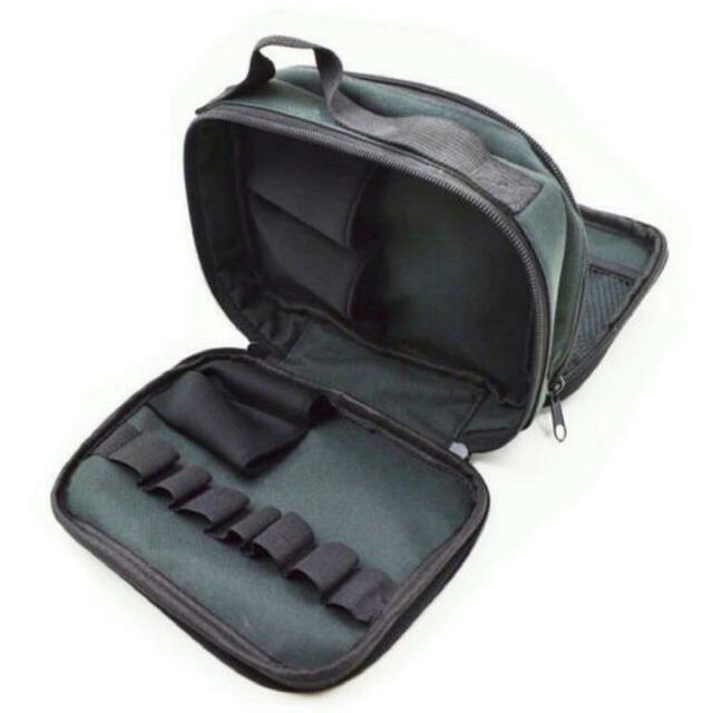 Professional Vape Carrying Case Double Sided Tool Bag For Mod Accessories
