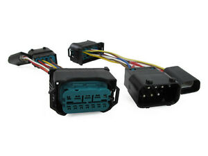 s l300 wiring harness adapter 04 07 bmw e60 e61 5 series to use 08 10 lci wiring harness adapter at fashall.co