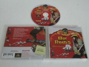 Albert Glasser ‎– The Boy And the Pirates/Kritzerland ‎– Kr 20015-8 CD Album
