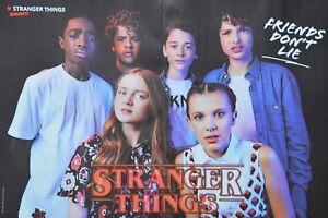 STRANGER-THINGS-A3-Poster-42-x-28-cm-Clippings-Fan-Sammlung-NEU