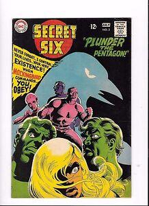 Secret-Six-2-July-1968-Mockingbird