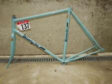 EX PRO BIANCHI SPECIALISSIMA X4 FRAME MADE WITH COLUMBUS SLX TUBING, L'EROICA !