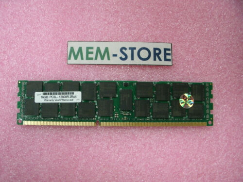 A6259333 16GB PC3L-12800R Memory Dell PowerEdge R410 R510 R610 R710 1X16GB