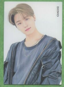 SEVENTEEN 2021 Hare Japan Special Fanmeeting DINO Photocard 117