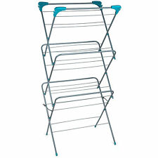 Beldray® LA050397 3 Tier Elegant Clothes Horse Airer | 15 Metre Drying Space