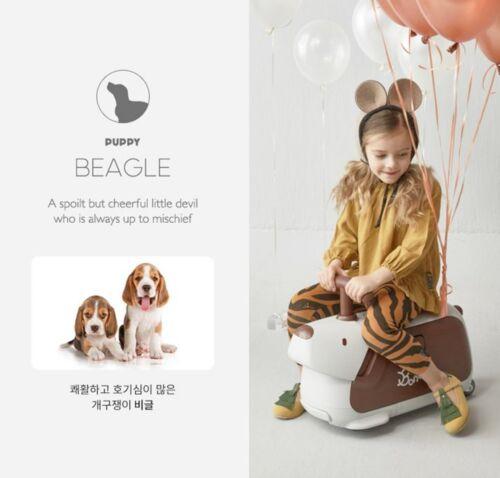 Bontoy TRAVELLER BEAGLE Multifunctional Kids Storage Carrier-Ride On Car Toy