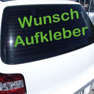 Details Zu Wunschtext Auto Tuning Aufkleber Selbst Gestalten Beschriftung Schriftzug Zahl