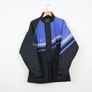 Vintage-BELSTAFF-90s-Nylon-Motrocycle-Abrigo-Chaqueta-Retro-Inglaterra-L-Grande