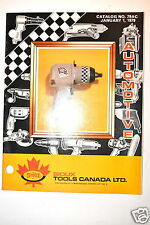 SIOUX TOOLS CANADA AUTOMOTIVE CATALOG No. 79AC & PRICE LIST #RR193 hand tools