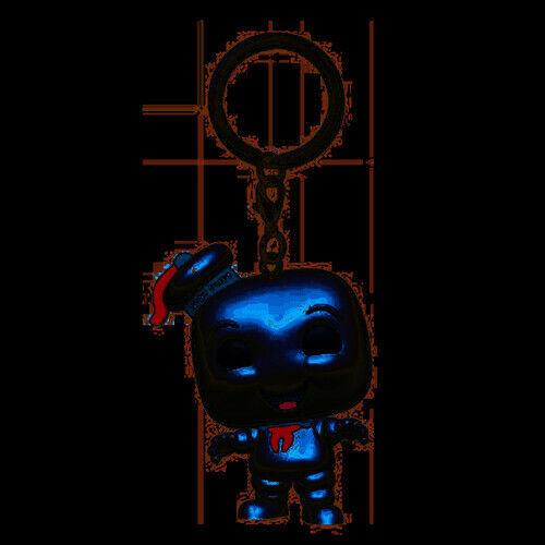 Ghostbusters - Stay Puft - Funko Pop! Keychains: (2019, Toy NUEVO)