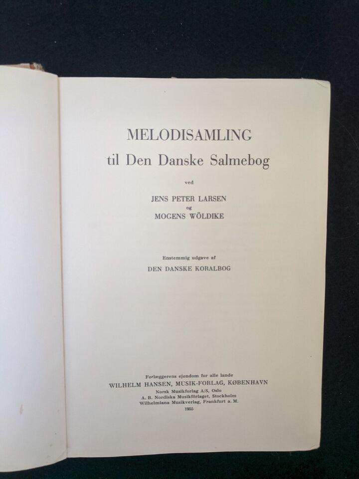 Melodisamling til Den danske Salmebog, 1955
